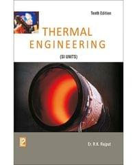 Thermal Engineering Tenth Edition