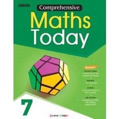 VISHV BOOKS COMP. MATHS TODAY-7