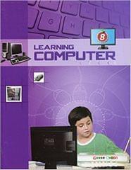 VISHV BOOKS LEARNING COMPUTER-8