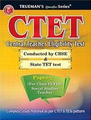 TRUEMAN'S CTET PAPER II : SOCIAL STUDIES TEACHER