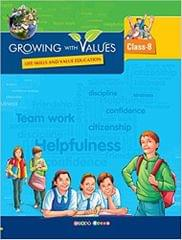 VISHV BOOKS GROWING WITH VALUES-8