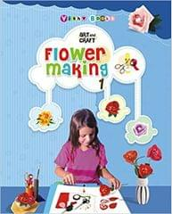 VISHV BOOKS ART & CRAFT-FLOWER MAKING-1