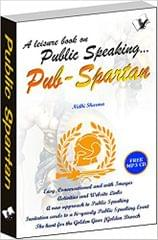V & S PUBLISHERS A LEISURE BOOK ON PUBLIC SPEAKING PUB SPARTAN