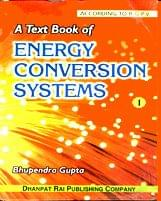A Text book of Energy Conversion System