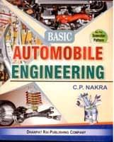 Basic Automobile Engineering (English)