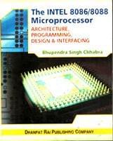 The Intel 8086/8088 Microprocessors Architecture, Programming