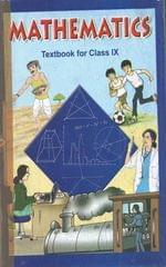 Mathematics Textbook For Class 9th