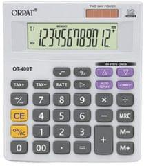 Orpat OT 400T/400GT Calculator (White/Grey)