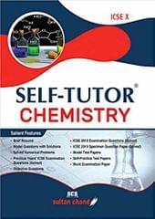 Chemistry Self - Tutor - ICSE X