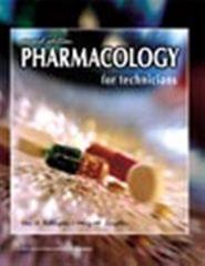 Pharmacology Practice for Technicians