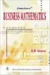 Comprehensive Business Mathematics