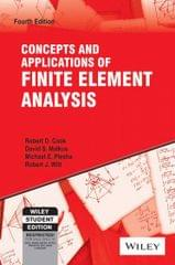Concepts And Applications Of Finite Elements Analysis