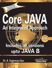 Core Java An Integrated Approach
