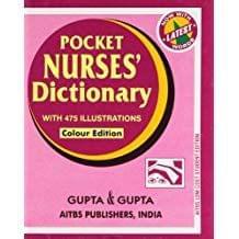 Pocket Nurses Dictionary
