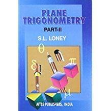 Plane Trignometry Part - 2