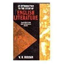 The Study Of English  Litrature