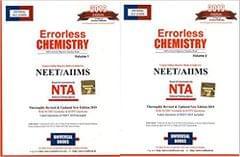 Errorless Chemistry  Set Of 2 Vols.