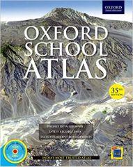Oxford School Atlas Ed.35 - W/Cd