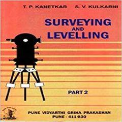 Surveying & Levelling Part - 2