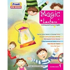 Frank Magic Lantern (Coursebook of English) for Class 1