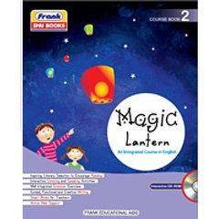 Frank Magic Lantern (Coursebook of English) for Class 2