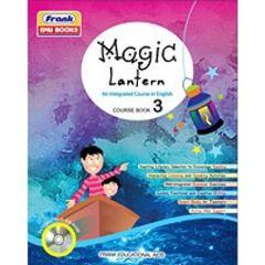 Frank Magic Lantern (Coursebook of English) for Class 3