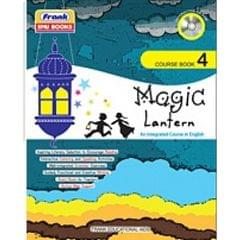 Frank Magic Lantern (Coursebook of English) for Class 4