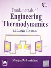 Fundamentals Of Engg Thermodynamics Ed-2