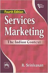 Services Marketing-The Indian Context Ed-4