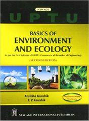 Basics of Environment and Ecology (UPTU)