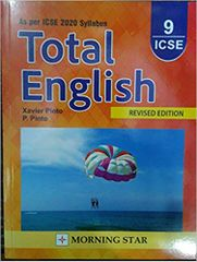 ICSE Total English 9 (With Aural and Oral English)