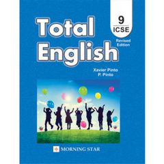 Total English for Class 9 ICSE