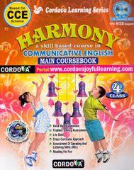 Harmony Communicative English Course Book - 4