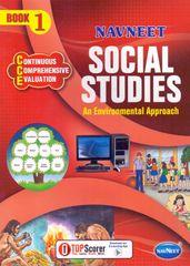 Navneet Social Studies Book - 1
