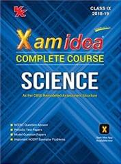Xam Idea Complete Series Science for CBSE Class 9 (For 2019 Exam)