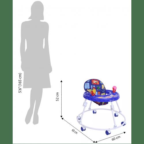 Mothertouch Round Walker