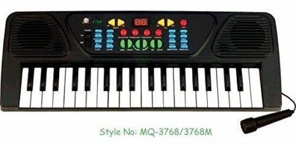Melody Mixing Piano Organ with Microphone Mic Synthesizer