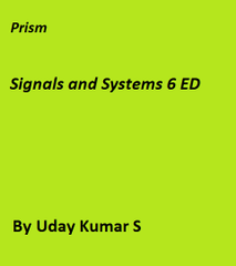 Signals and Systems 6 ED