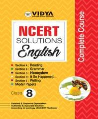 NCERT Solutions English Class 8