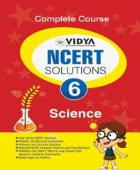 NCERT Solutions Science Class-6