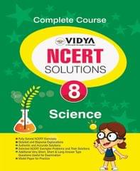 NCERT Solutions Science Class-8