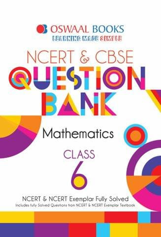 Oswaal NCERT & CBSE Question Bank Class 6 Science Book (For March 2020 Exam)