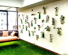 Chappat Planters - Set of 15