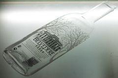 Flat Vodka - Belvedere