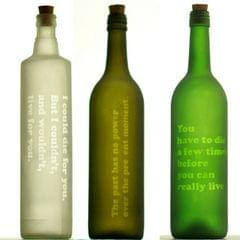Profound Bottle - Quotes