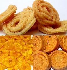 Manapparai Murukku-Thengamittai-Chips