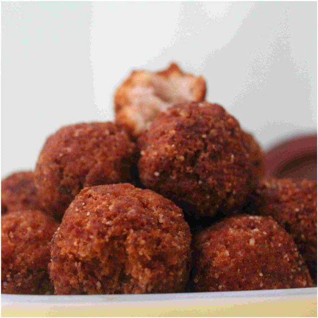 Thodupuzha Coconut Balls