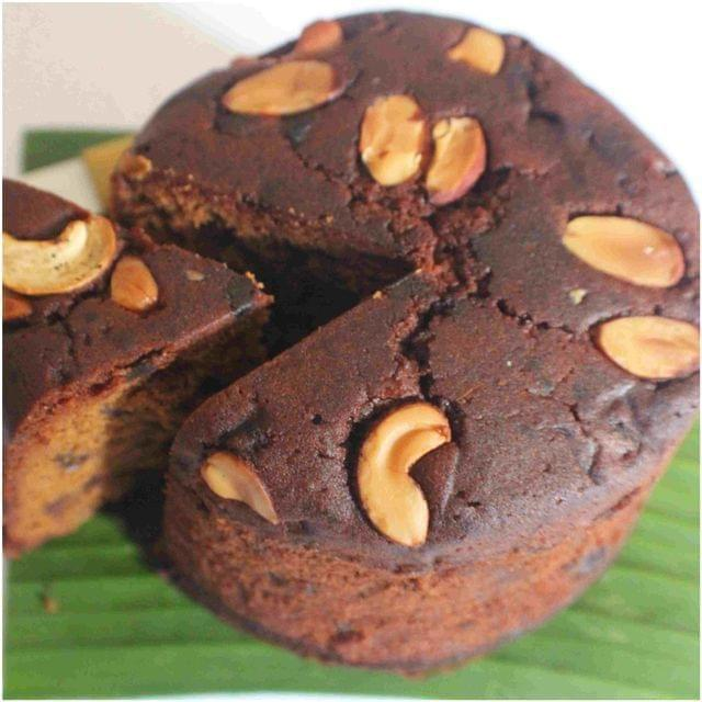Special Delight Rich Plum Cake
