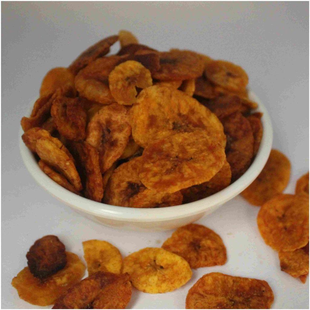 Nendran Pazham Chips (Fruit Chips)