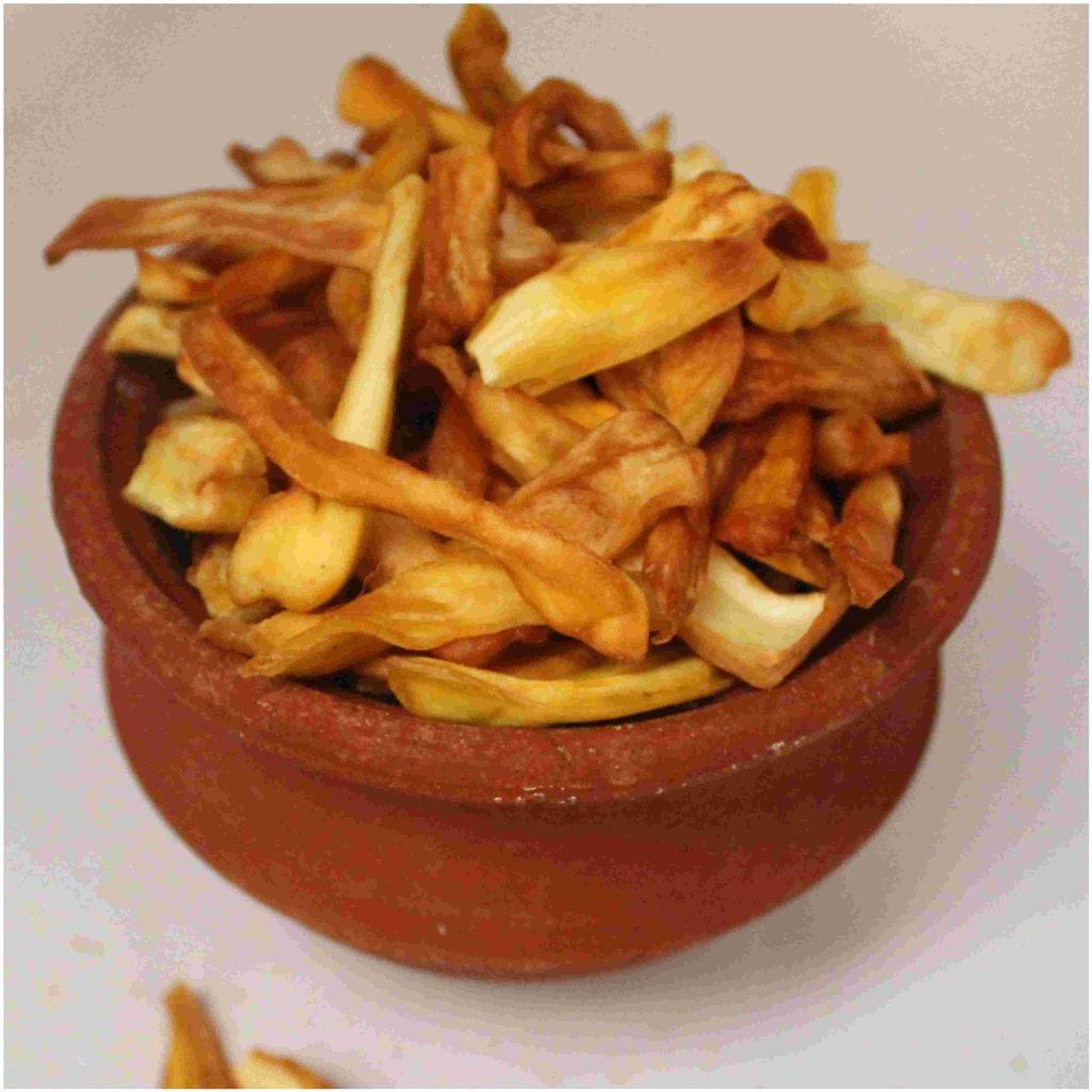 Chakka Varuthadhu (Jack Fruit Chips)